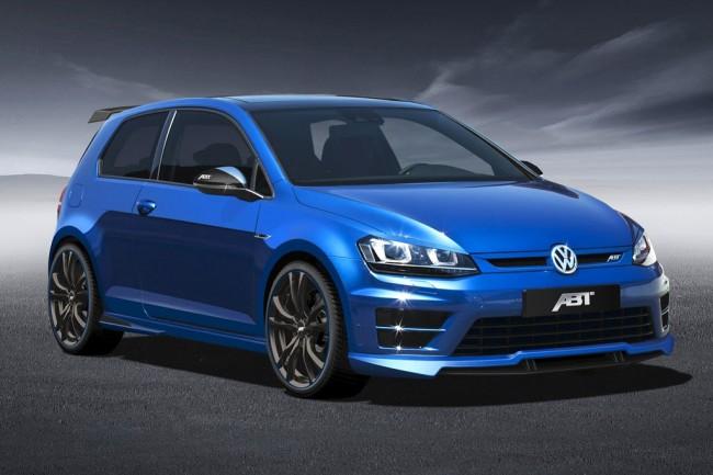 Обвес для VW Golf VII R от ателье ABT