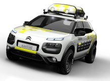 Фото Citroen C4 Cactus Adventure