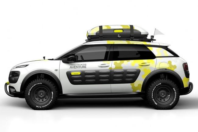 Citroen C4 Cactus Adventure Concept