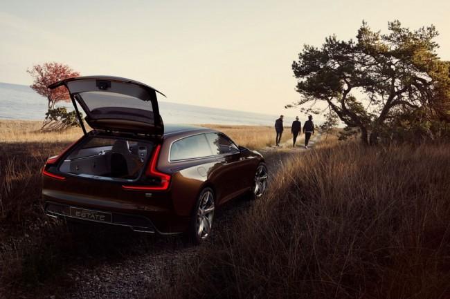 Универсал Volvo Concept Estate