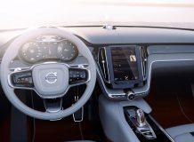 Фото салона Volvo Concept Estate