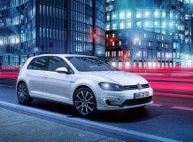Volkswagen Golf 7 GTE фото