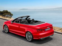 Фото Audi S3 Cabriolet