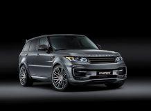Обвес для Range Rover Sport 2 от Startech