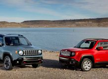 Внедорожник Jeep Renegade
