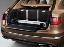 Багажник внедорожника Bentley