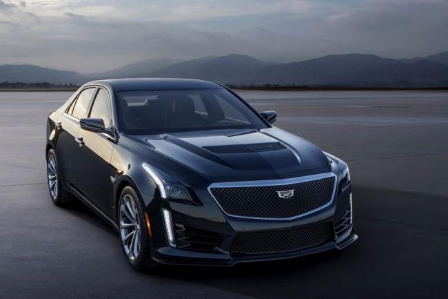Cadillac CTS-V 2019