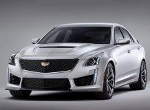 Фото нового Cadillac CTS-V 2018