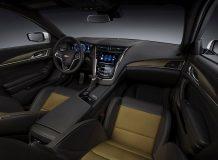 Фото салона Cadillac CTS-V III