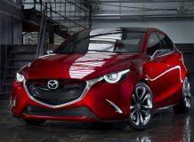 Фото концепта Mazda Hazumi