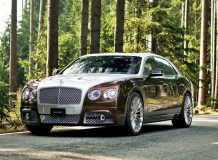 Mansory Bentley Flying Spur W12 фото