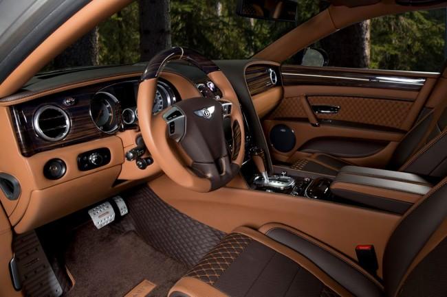 Салон Mansory Bentley Flying Spur
