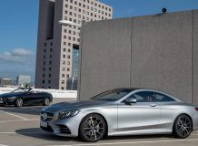Mercedes-Benz S-Class Coupe 2018 фото