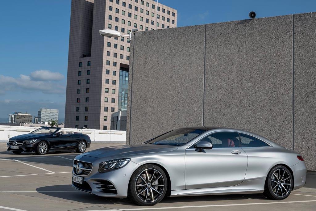 Mercedes-Benz S-Class Coupe (C217)