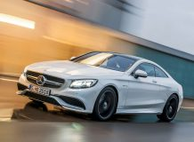 Mercedes-Benz S63 AMG Coupe фото