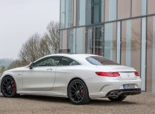 Фото Mercedes S 63 AMG Coupe