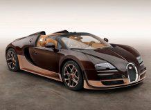 Фото Bugatti Veyron Rembrandt Bugatti