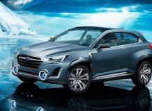 Subaru Viviz 2 Concept фото