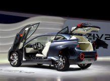Фото концепта Subaru Viviz 2