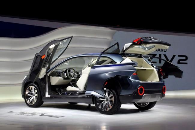 Subaru Viviz 2 Concept