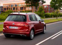 VW Golf Sportsvan 2019 фото