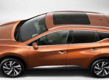 Новый Nissan Murano 3