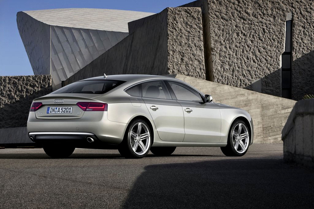 Audi A5 Sportback 2014 фото