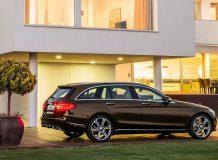 Универсал Mercedes C-Class Estate S205 фото