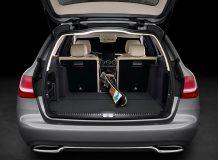 Багажник Mercedes C Estate 2015
