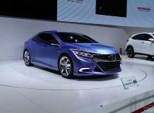 Honda Concept B фото