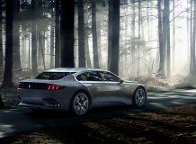 Peugeot Exalt Concept фото