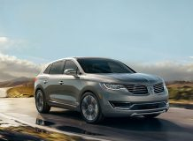Lincoln MKX 2016 фото