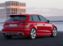 Audi RS3 Sportback 2015 фото