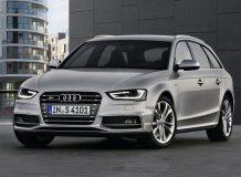 Audi S4 Avant B8 фото