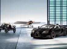 Фото Bugatti Veyron Black Bess