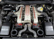 Двигатель Ferrari 550 Maranello