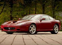Ferrari 575 M Maranello фото