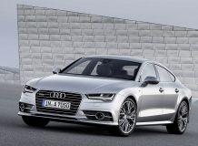 Рестайлинговая Audi A7 Sportback 2015
