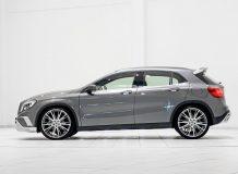 Диски на Mercedes GLA от Brabus