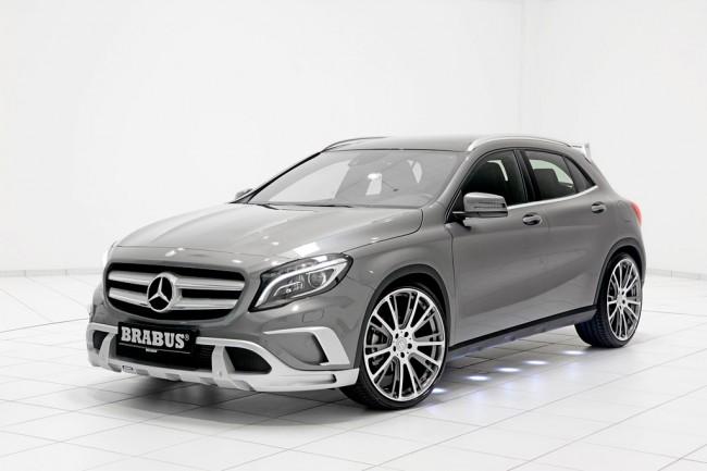 Mercedes GLA от Brabus