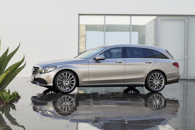 Mercedes-Benz C-Class Estate S205