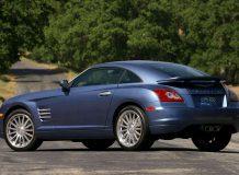 Фото Chrysler Crossfire SRT-6