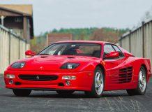 Ferrari F512 M фото