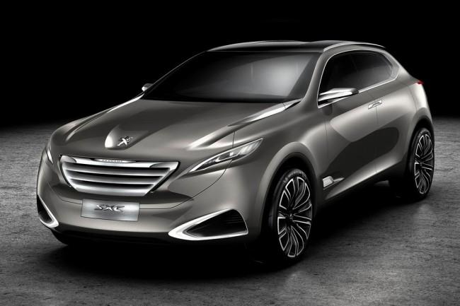 Peugeot SCX Concept