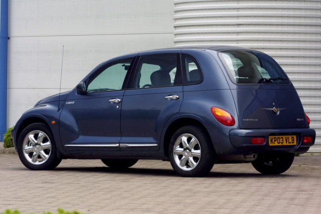 Chrysler PT Cruiser рестайлинг