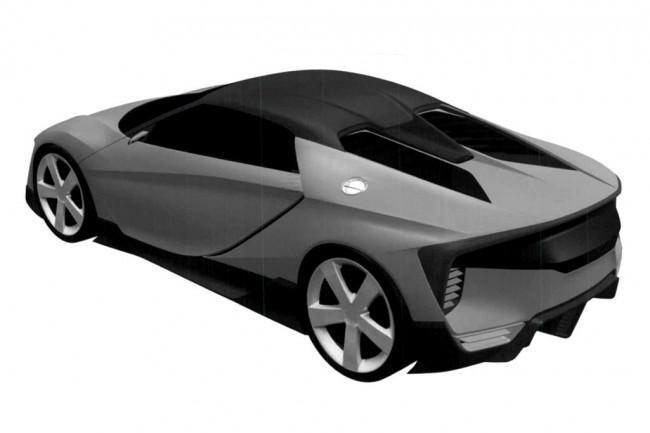 Так может выглядеть преемник Honda S2000