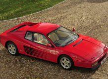 Ferrari Testarossa фото