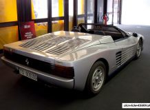 Ferrari Testarossa Spider для Gianni Agnelli
