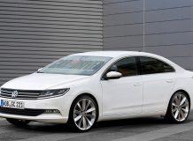 Рендер будущего Volkswagen Jetta CC