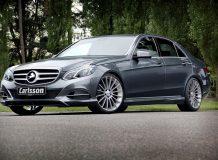 Обвес для Mercedes E-Class от Carlsson